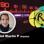 """Daniel Martín en el conversatorio """"Procedimientos de trabajo en el contexto de la Infodemia"""""""