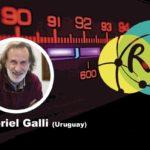 """Gabriel Galli en el conversatorio """"Procedimientos de trabajo en el contexto de la Infodemia"""""""