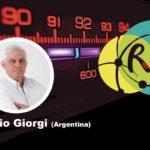 """Mario Giorgi en el conversatorio """"Procedimientos de trabajo en el contexto de la Infodemia"""""""