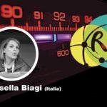 """Rossella Biagi en el conversatorio """"Procedimientos de trabajo en el contexto de la Infodemia"""""""