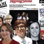 La importancia de las mujeres en la Conferencia Anual de Música Alternativa Latina