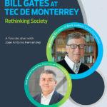 Bill Gates ofrece conferencia al Tecnológico de Monterrey