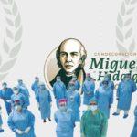 Personal de salud es condecorado con Medalla Miguel Hidalgo