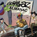 20 aniversario de Gorillaz