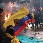 Crecen las protestas en Colombia y El Salvador