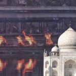 Crisis de crematorios en India