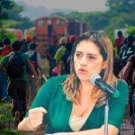 Se puede hablar de una crisis humanitaria en temas de migración: Dra. Eunice Rendón.
